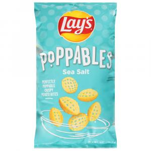 Lay's Poppables Sea Salt Potato Bites