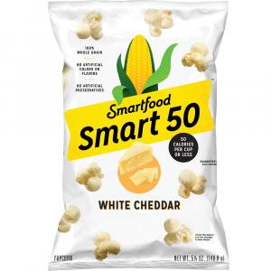 Smart Food Smart 50 White Cheddar Popcorn