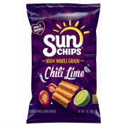 Sun Chips Chili Lime Whole Grain Snacks
