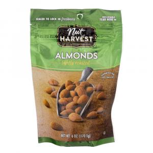 Frito Lay Nut Harvest Lightly Roasted Almonds