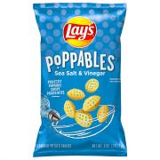 Lay's Poppables Sea Salt & Vinegar Potato Snacks