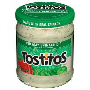 Tostitos Spinach Dip