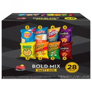 Frito Lay Variety Packs Bold Party Mix