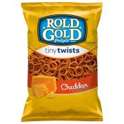 Rold Gold Cheddar Cheese Pretzels