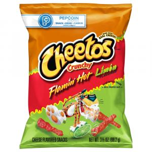 Cheetos Flamin Hot Limon