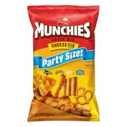 Munchies Snack Mix Cheese Fix Flavored Party Size