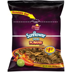 Frito Lay Sunflower Seeds Flamas