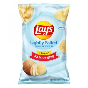 Lay's Family Sized Lightly Salted