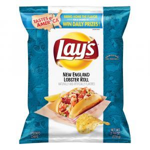 Lay's Taste of America Lobster Roll Potato Chips