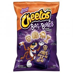 Cheetos Bag of Bones White Cheddar