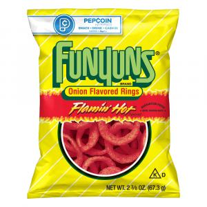 Funyuns Flamin Hot