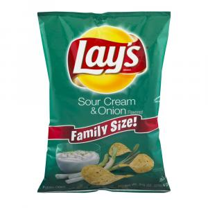Lays Sour Cream Onion Chips