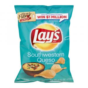 Lay's Southwestern Queso