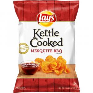 Lay's Kettle Mesquite BBQ