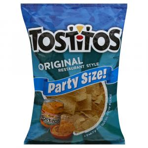 Tostitos Original Restaurant Style Party Size