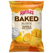Baked Ruffles Cheddar and Sour Cream