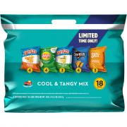 Frito Lay Cool & Tangy Mix