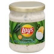 Lays Creamy Jalapeno Dip