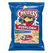Chester's Butter Puff Corn