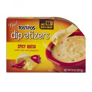 Tostitos Dip-etizer Spicy Queso