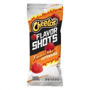 Cheetos Flavor Shots Flamin Hot Asteroids