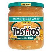 Tostitos Southwest Cheese & Corn Dip