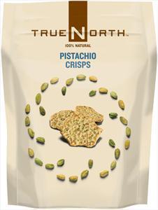 True North Pistachio Nut Crisps