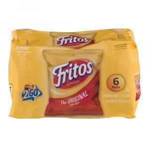 Fritos Corn Chips Singles