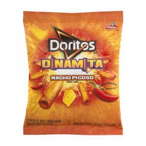 Doritos Dinamita Nacho Picoso Rolled Tortilla Chips