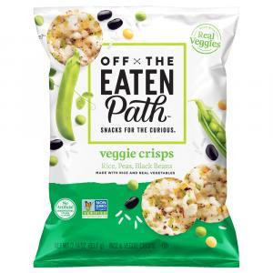 Off the Eaten Path Veggie Crisps Rice