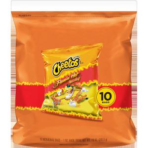 Cheetos Flamin' Hot Crunchy
