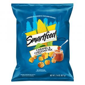 Smartfood Caramel & Cheddar Mix Popcorn