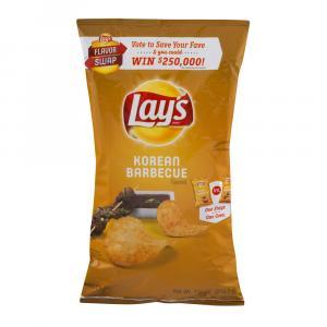 Lay's Bbq Flavor Swap Honey Bbq Flavor 3