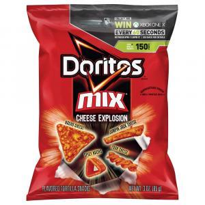 Doritos Mix Cheese Explosion Tortilla Snacks