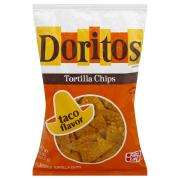 Doritos Taco Tortilla Chips