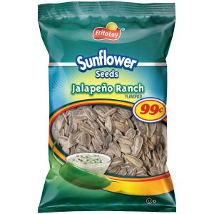 Frito Lay Sunflower Seeds Jalapeno Ranch