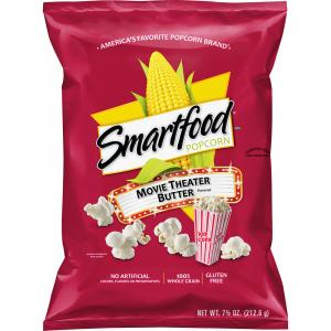 Smartfood Movie Theater Butter Flavored Popcorn