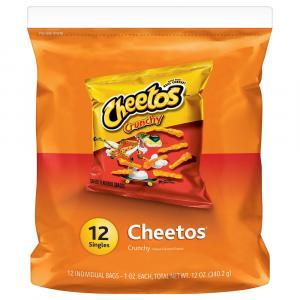 Crunchy Cheetos