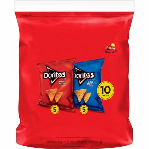 Frito Lay Variety Packs Doritos Mix