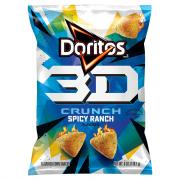 Doritos 3D Crunch Spicy Ranch
