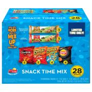 Frito Lay Snack Time Mix with Quaker Chewy Bars