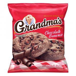 Grandma's Chocolate Brownie Cookies
