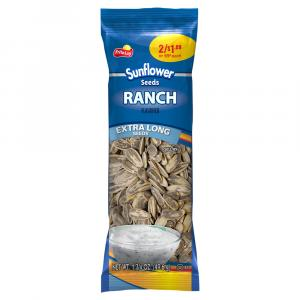 Frito Lay Ranch Extra Long Sunflower Seeds