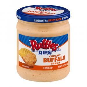 Ruffles Creamy Buffalo Ranch Dip