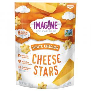 Imag!ne Cheese Stars White Cheddar