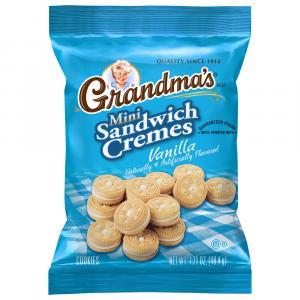 Grandmas Mini Vanilla Cremes