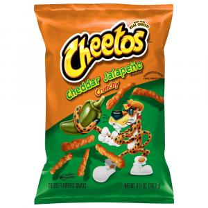 Cheetos Jalapeno Cheddar