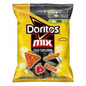 Doritos Mix Taco Explosion Tortilla Snacks