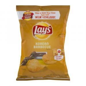 Lay's Flavor Swap Bbq Flavor 3