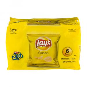 Lay's Potato Chips Singles